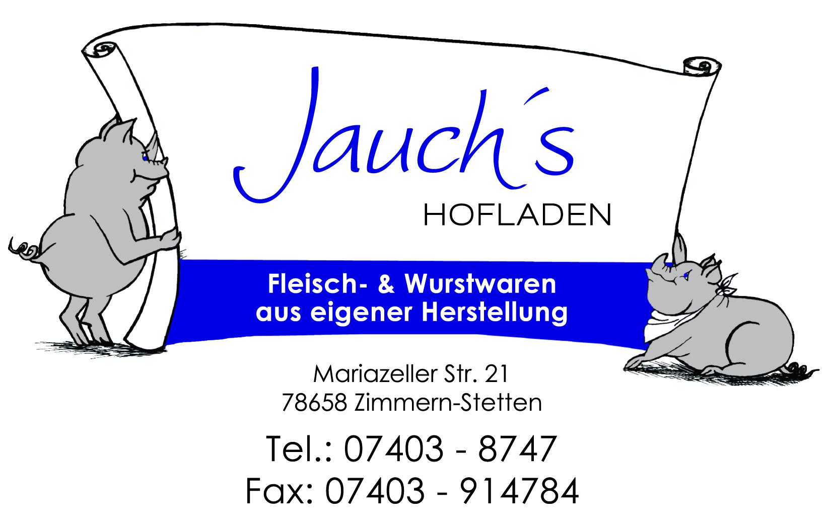 Jauch´s Hofladen GbR Logo