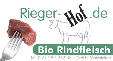 Rieger-Hof Logo