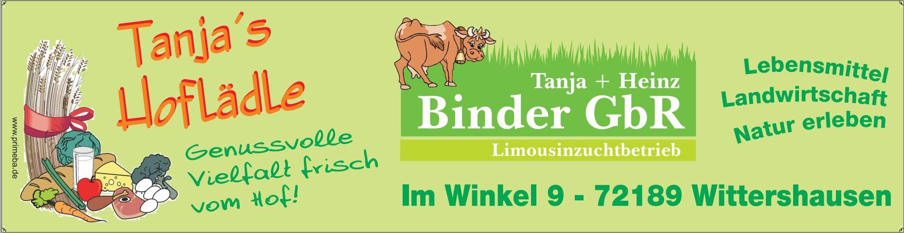 Tanjas Hoflädle Logo