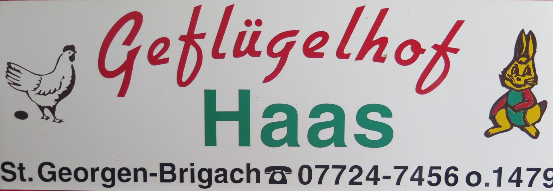 Geflügelhof Haas Logo
