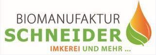 Biomanufaktur Schneider Logo