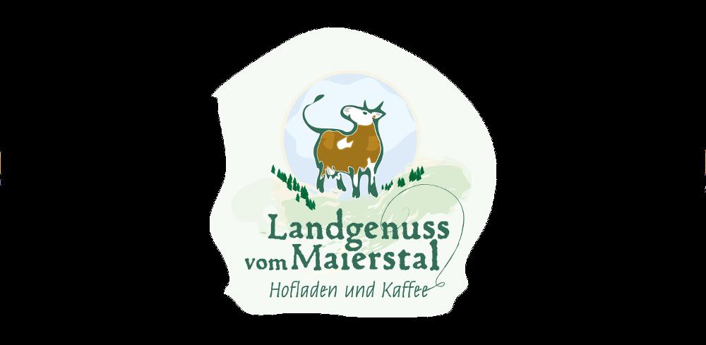 Landgenuss vom Maierstal Logo